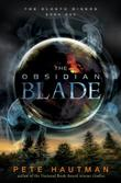 Cover art for THE OBSIDIAN BLADE