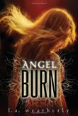 Cover art for ANGEL BURN