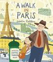 A WALK IN PARIS by Salvatore Rubbino