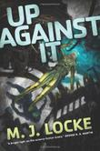 Cover art for UP AGAINST IT
