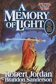 Cover art for A MEMORY OF LIGHT