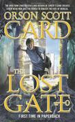 Cover art for THE LOST GATE