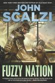 Cover art for FUZZY NATION