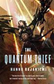 Cover art for THE QUANTUM THIEF