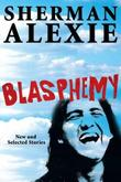Cover art for BLASPHEMY