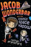 Cover art for JACOB WONDERBAR AND THE COSMIC SPACE KAPOW