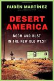 Cover art for DESERT AMERICA