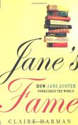 JANE'S FAME by Claire Harman