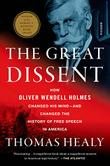 THE GREAT DISSENT by Thomas Healy