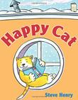 HAPPY CAT by Steve Henry