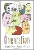 Cover art for ORIENTATION AND OTHER STORIES