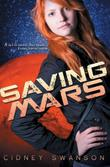 Cover art for SAVING MARS