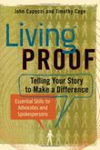 Cover art for LIVING PROOF