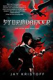 Cover art for STORMDANCER
