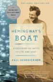 Cover art for HEMINGWAY'S BOAT