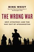 Cover art for THE WRONG WAR