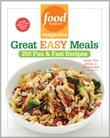 Cover art for FOOD NETWORK MAGAZINE GREAT EASY MEALS