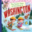 Cover art for THE TWELVE DAYS OF CHRISTMAS IN WASHINGTON