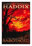 SABOTAGED by Margaret Peterson Haddix