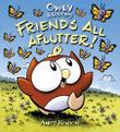 Cover art for FRIENDS ALL AFLUTTER!