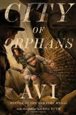 Cover art for CITY OF ORPHANS