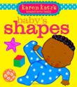 Cover art for BABY'S SHAPES