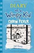 CABIN FEVER by Jeff Kinney