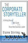 Cover art for THE CORPORATE STORYTELLER