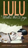 LULU WALKS THE DOGS by Judith Viorst