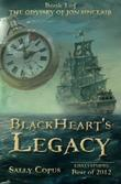 Cover art for BLACKHEART'S LEGACY
