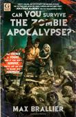 Cover art for CAN YOU SURVIVE THE ZOMBIE APOCALYPSE?