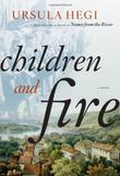 Cover art for CHILDREN AND FIRE