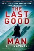 Cover art for THE LAST GOOD MAN