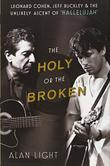 Cover art for THE HOLY OR THE BROKEN