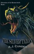 Cover art for THE SILVER TALON