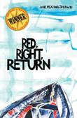 Cover art for RED, RIGHT, RETURN