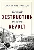 Cover art for DAYS OF DESTRUCTION, DAYS OF REVOLT