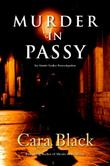 Cover art for MURDER IN PASSY