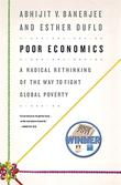 Cover art for POOR ECONOMICS