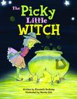Cover art for THE PICKY LITTLE WITCH