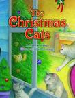 Cover art for THE CHRISTMAS CATS