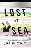 Cover art for LOST AT SEA