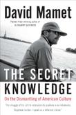 Cover art for THE SECRET KNOWLEDGE
