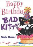 Cover art for HAPPY BIRTHDAY, BAD KITTY