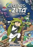 Cover art for LEGENDS OF ZITA THE SPACEGIRL
