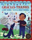 GRACIAS/THANKS by Pat Mora