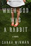 Cover art for WHEN GOD WAS A RABBIT