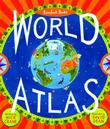 Cover art for THE BAREFOOT BOOKS WORLD ATLAS