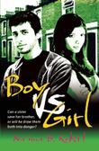 Cover art for BOY VS. GIRL