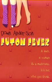Cover art for FUTON FEVER
